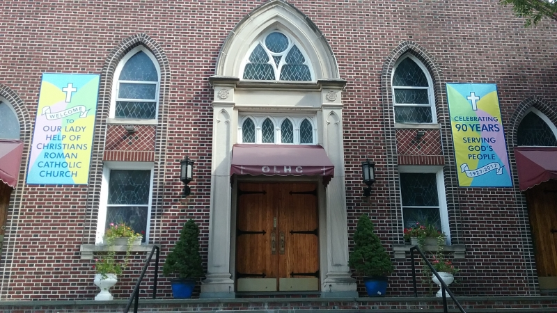 Our Lady Help of Christians, Brooklyn NY - Home